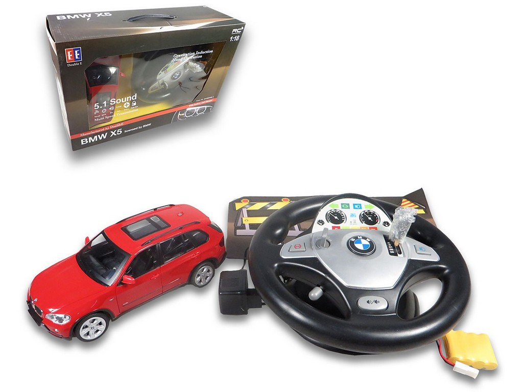 Made Auto BMW na ovládání