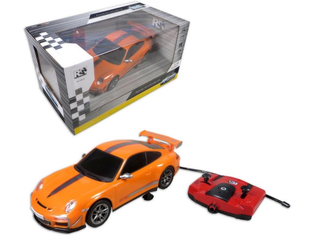 Made Auto Porsche na ovládání