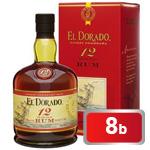 EL DORADO RHUM 12