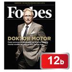 Předplatné časopisu FORBES