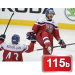 Zájezd pro dva na MS v hokeji 2018