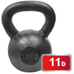 Kettlebell Steel 16 kg