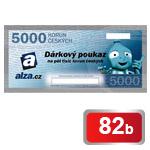 Dárkový poukaz Alza.cz