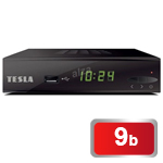Set-top box DVB-T2 TESLA TE-400
