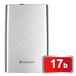 Externí disk Verbatim HDD 1TB