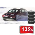 Sada zimních pneumatik v hodnota až 8 000 Kč