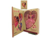 42735 - Panenka Lucy v růžové róbě