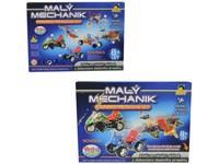 61498 - Malý mechanik - dopravní prostředky, 6 druhů, 22 cm