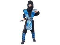 68937 - Kostým na karneval Ninja, 120-130cm