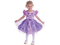 75138 - Kostým na karneval - Princezna, (92 - 104 cm)