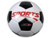 78642 - Míč fotbalový Sports bíločerný