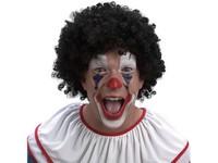 82538 - Paruka klaun černá