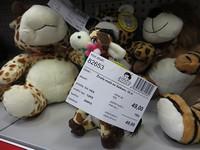 82653 - Žirafa malá se šátkem, 18 cm