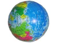 82964 - Míček zeměkoule 10 cm