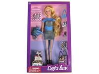 86196 - Panenka Lucy s doplňky
