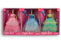 86201 - Panenka Lucy princezna v nabíraných šatech