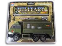 89003 - Auto vojenské na setrvačník