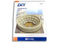 89043 - Puzzle 3D - Colosseum, 84 dílků