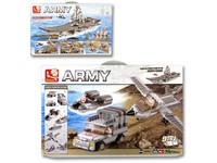90114 - Stavebnice vojenské dopravní prostředky