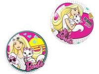 90141 - Míč Barbie se zvířátkem, 14 cm