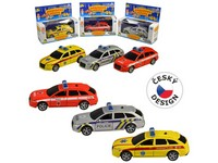 90723 - Autíčko policie/ambulance/hasiči