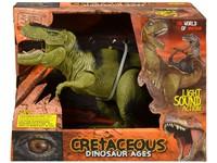 90762 - Dinosaurus chodící na baterie 24cm