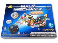 90800 - Malý mechanik, motorka