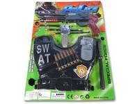 91337 - Souprava policejní swat