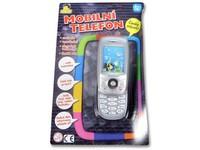 91751 - Mobilní telefon 3D na baterie