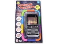 91755 - Mobilní telefon SK+CZ na baterie