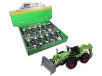 92673 - Traktor kovový na zpětný chod