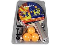 92776 - Pingpong set, 3ks balonky, síť