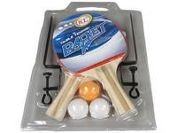 92787 - Pingpong set, 3ks balonky, síť