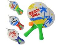 92790 - Plážový tenis set s míčkem