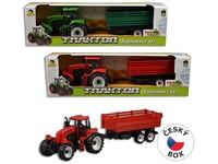 92969 - Traktor s přívěsem
