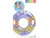 94300 - Kruh nafukovací Star s úchyty Intex 59256