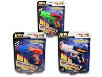 94121 - Pistole se softovými náboji 17,5cm