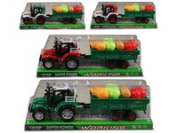 94149 - Traktor s vlečkou na setrvačník