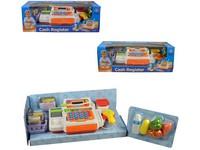 94473 - Pokladna s mirofonem a kalkulačkou