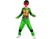95566 - Šaty na karneval - želva chlapec, 120-130 cm