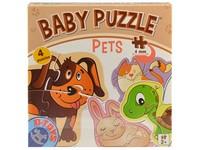95712 - Puzzle Baby - mazlíčci