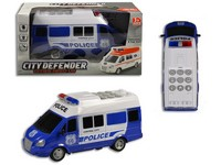 96132 - Auto policejní na baterie
