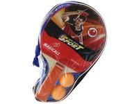 96961 - Sestava pingpongových raket s 3 míčky