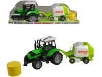 97741 - Traktor s přívěsem na setrvačník