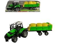 97744 - Traktor s přívěsem na setrvačník