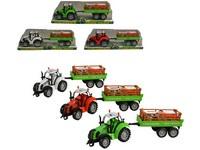 97944 - Traktor s vlečkou na setrvačník