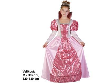 82454 - Kostým na karneval - Královna, 120-130 cm - 47733_82454