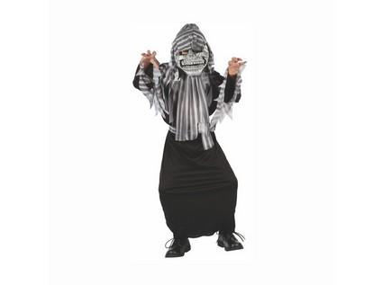 91242 - Kostým na karneval Mumie, 120-130cm - 56256_91242