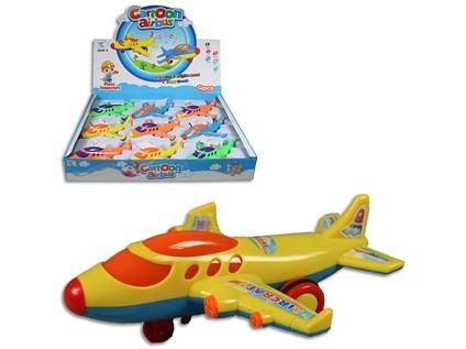 95322 - Letadlo na baterie, 19cm - 60343_95322