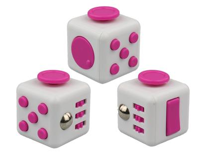 96602 - Kostka antistresová Fidget Cube - 61538_96602_B